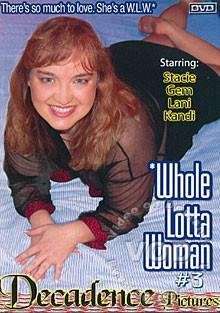 Whole lotta woman vol3