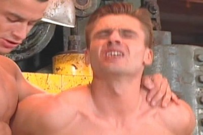 [Pacific Sun Entertainment] Two Guys Sucking And Fucked In Anal cover