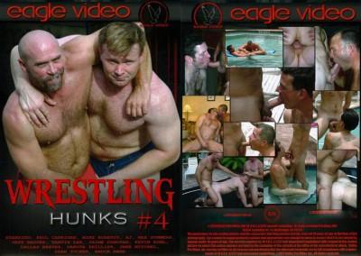 Wrestling Hunks 4 cover