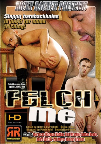 Ricky Raunch - Felch Me cover