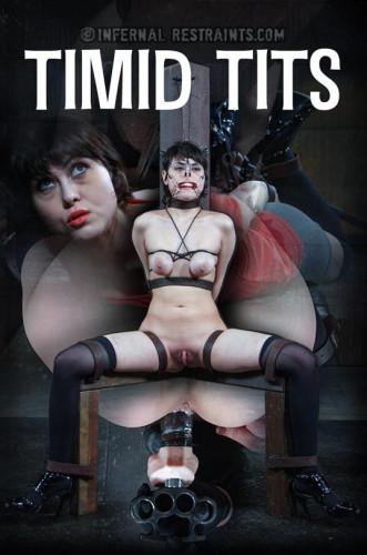 IRestraints - Audrey Noir - Timid Tits cover