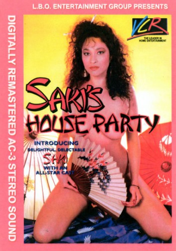 Sakis house party cover