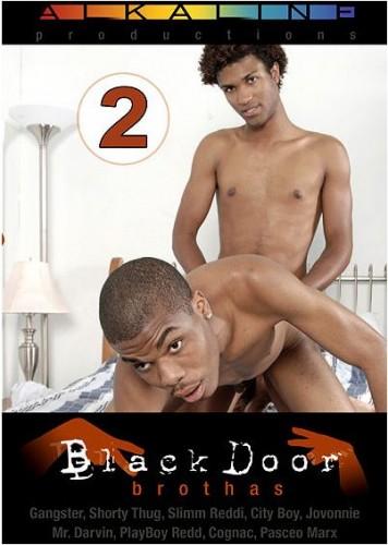 Black Door Brothas 2 cover