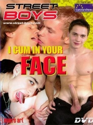 I Cum in Your Face cover