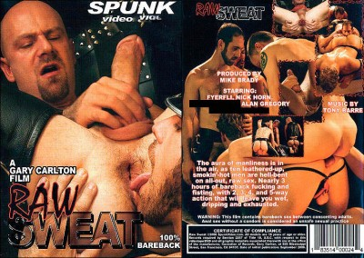 Raw Sweat cover