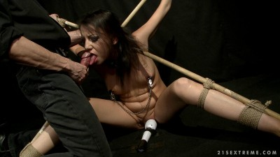 Karen - Crucified And Fucked