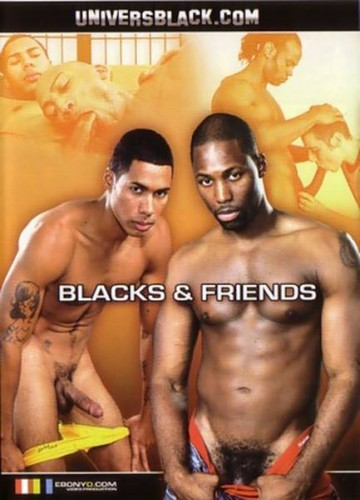 Black and Friends cover