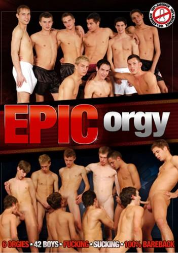 Bareback Inc., Studmall - Epic Orgy cover