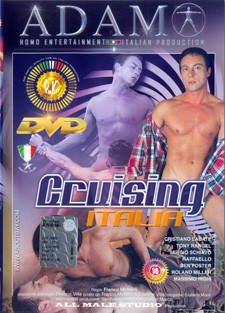 [All Male Studio] Cruising Italia Scene #6