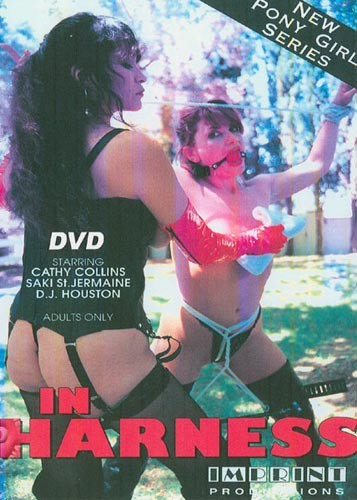 Pony Girl 1:In Harness VHSRip cover