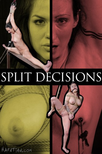 Karmen Karma, Wenona - Split Decisions (2015)