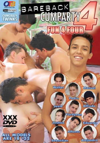 Cumparty 4 Fun For Four cover