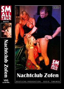 [Small Talk] Nachtclub zofen Scene #1 cover