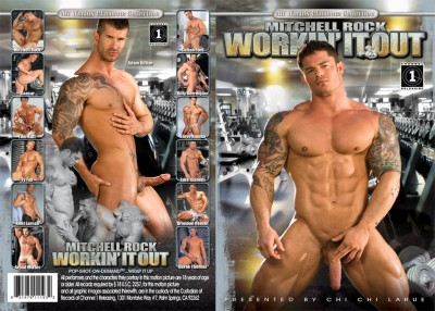 Mitchell Rock Workin' It Out (2010) cover