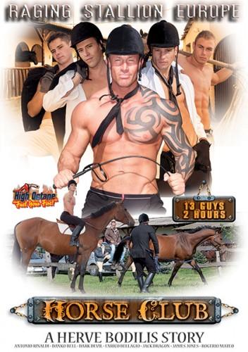 Horse Club cover