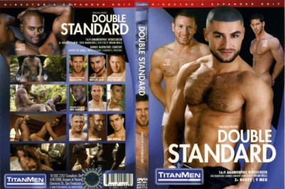 Double Standard - Titan cover