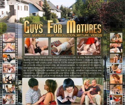 Guys For Matures part 11