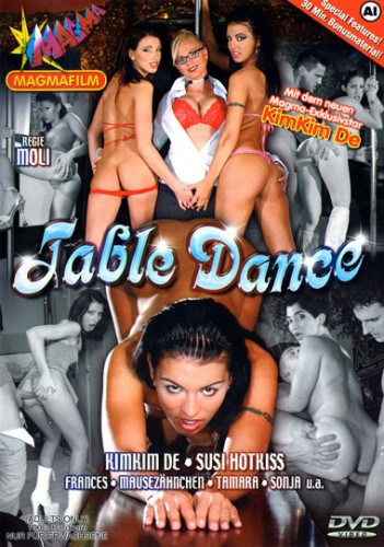 Table dance cover