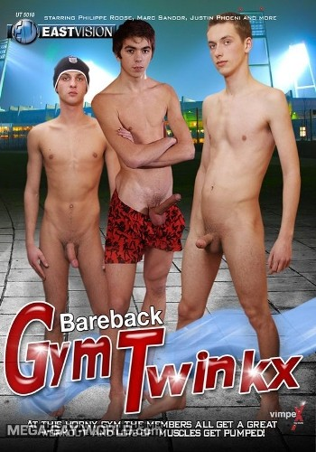 Bareback Gym Twinkx cover
