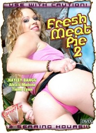Fresh Meat Pie #02 cover