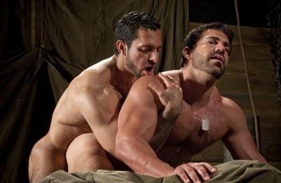 Adam Champ and Vince Firelli