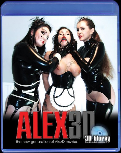 AlexD HD720p cover