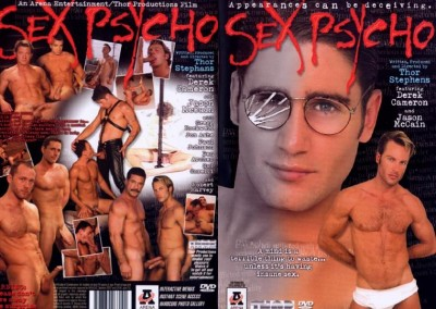 Sex Psycho cover