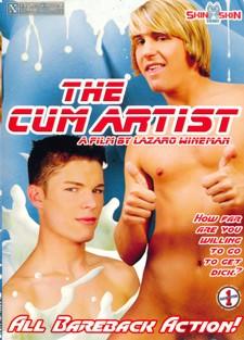 [Skin to Skin Films] The cum artist vol1 Scene #2 cover