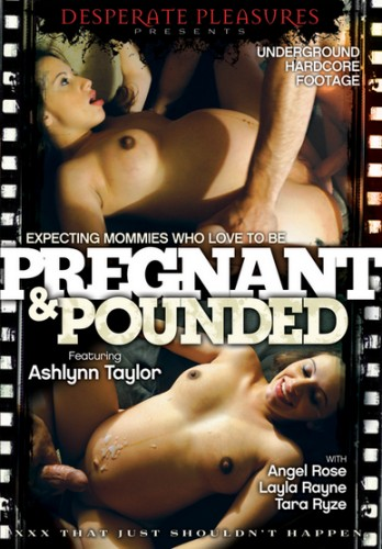 Pregnant & Pounded cover