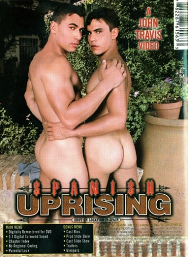 Spanish Uprising cover