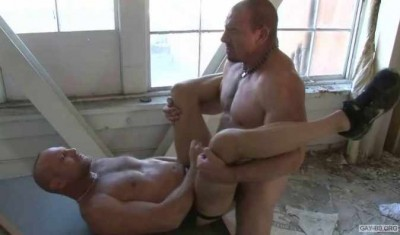 Breeding Fuck With Muscle Bears