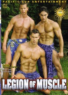 [Pacific Sun Entertainment] Legion of muscle Scene #12 cover