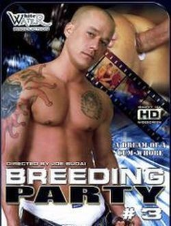 Breeding Party 3 cover