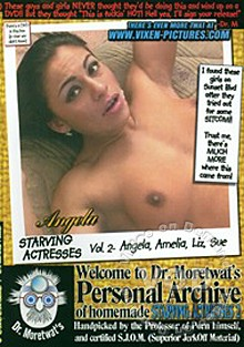 Starving actresses vol2 cover