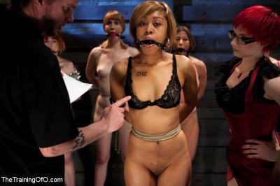 Lesbian 5 Slave Training IntakeFeatured Trainer Claire Adams