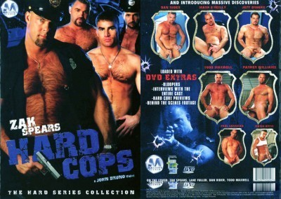Hard Cops 1 cover