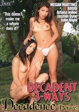 Decadent 3 Ways cover