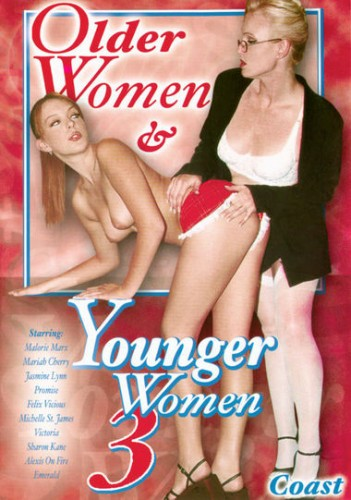 Older Women & Younger Women 3 (2003) cover