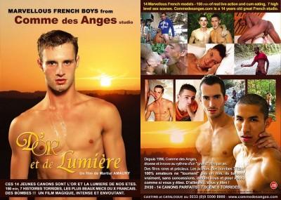 D'or Et De Lumiere cover