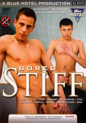 Bored Stiff cover