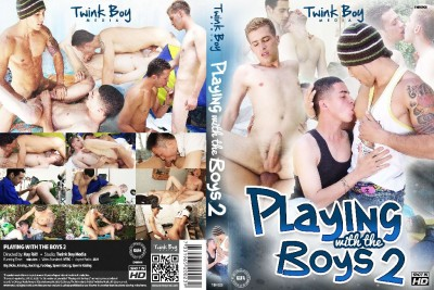 Playing with the Boys 2 Scene 1