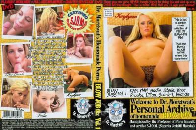 Blow job flix vol1 cover