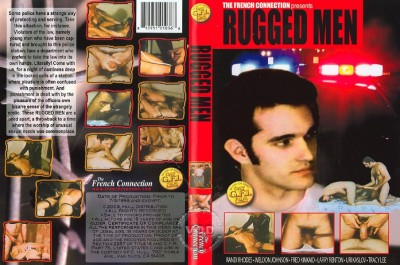 Rugged Men (1973) cover