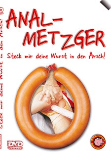 [Sascha Production] Anal metzger Scene #1 cover