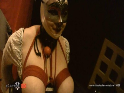SlaveM  / clip4sale - Black Widow torments his slave cover