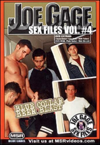 Joe Gage Sex Files Vol. 4: Blue Collar juice Blast