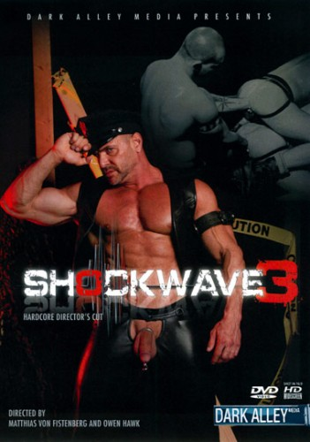 Shockwave Vol. 3 - (Antonio Biaggi & Brandon Hawk)