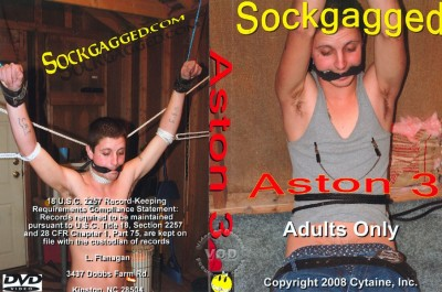 Sockgagged - Aston 3 cover