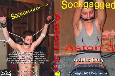 Sockgagged - Aston 3