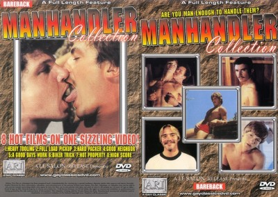 Bareback Manhandlers Collection (1983) - Al Ford, Bill Thorne, Buck Williams
